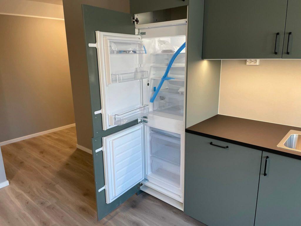 Romberggata 2 - Kjøkken - Kjøl og frys